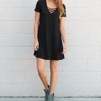 DAYTRIP RIBBED DRESS - LOYALTY EVENT