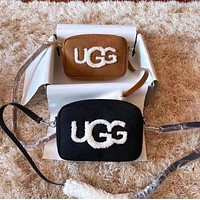 UGG Suede Shoulder bag
