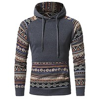 Bolubao Men Hoodies Sweatshirts Brand Fashion Cotton Long Sleeve Casual Jacket Coat Male Printed Hooded Pullover Sportswear