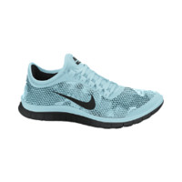 Nike Free 3.0 Print Women's Running Shoes - Glacier Ice