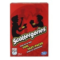Scattergories Game | Board Games for ages 13 YEARS & UP | Hasbro