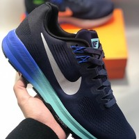 NIKE AIR ZOOM STRUCTURE 21 Men's and women's cheap nike shoe
