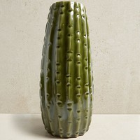 Large Cactus Vase | Urban Outfitters
