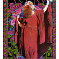 Stevie Nicks, White Winged Dove Posters by Bob Masse at AllPosters.com