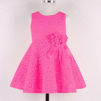 Kids Girls Baby Dress Products For Children = 4457435332