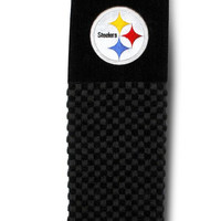 """Pittsburgh Steelers 16""""x22"""" Embroidered Golf Towel"""