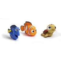 The First Years Disney Pixar Finding Nemo Bath Squirt Toys - 3 Pack