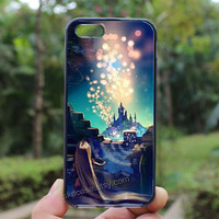 Tangled Fantasy Castle ,iphone 4 case,iPhone4s case, iphone 5 case,iphone 5c case,Gift,Personalized,water proof