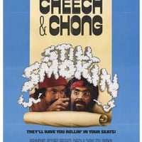 Cheech and Chong: Still Smokin' 11x17 Movie Poster (1983)