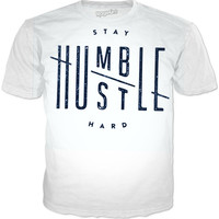 Who Stays Humble And Still Hustles