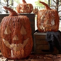 Pumpkin Vine Decor | Pottery Barn Kids