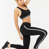 Active Striped Leggings