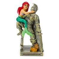 Little Mermaid Ariel & Eric Statue Large
