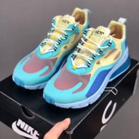 HCXX 19July 642 NIKE AIR MAX REACT AT6174 Breathable Fashion Runnig Shoes 190
