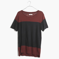 Center-Stripe Tee