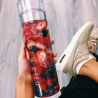 Coral Ella Water Bottle