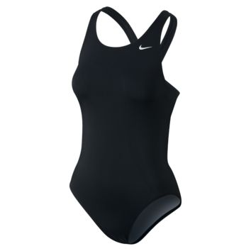 Nike Poly Core Solid Fastback Women's Tank Swimsuit
