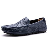 Mens Breathable Loafer Shoes