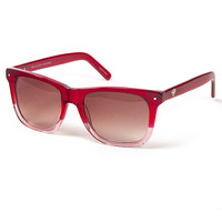 Diamond Supply Co. Faded Vermont Sunglasses - Red at Urban Industry