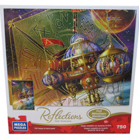 Reflections - Space Station | PuzzleWarehouse.com