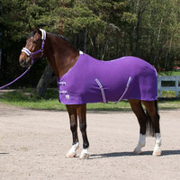 Horze Equestrian Brighton Cotton Waffle Cooler
