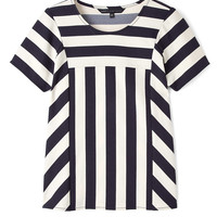 Scooter Stripe T-Shirt by Marc By Marc Jacobs