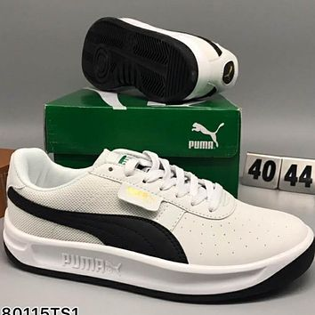 PUMA Personality, leisure, fashion shoes L-CSXY White