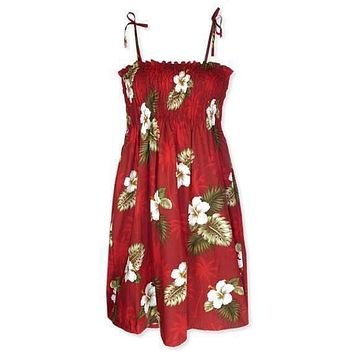 lava hawaiian sunkiss dress