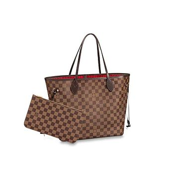 Like New  - Louis Vuitton NEVERFULL MM