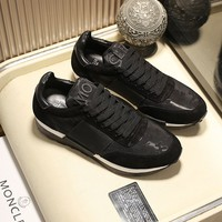 Moncler Women Men Shoes New Fashion Casual Shoes Sneaker Sport Running Shoes