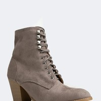 Brady Lace Up Bootie