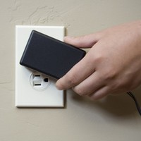 360 Degree Rotating Power Outlet