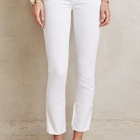 Mother Ponyboy Fray Jeans in Stayin' Alive Size: