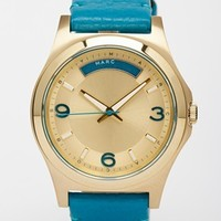 Marc By Marc Jacobs Watch With Leather Strap