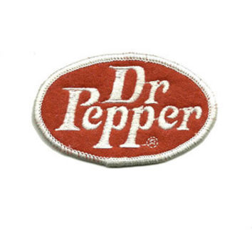 dr. pepper patch