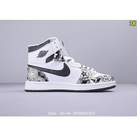 Samplefine2 Nike Air Jordan 1 Retro High OG AJ1 Fashion Men Basketball Shoes Sneakers 3#