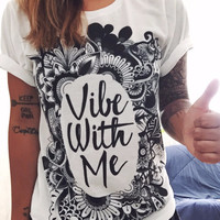 Vibe with Me Crew! – ElectroThreads