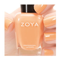 Zoya Cole from the Awaken Collection: Pastel, Spring 2014 Nail Polish Colors