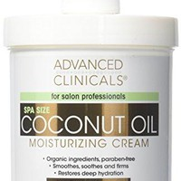 Coconut Oil Moisturizing Cream