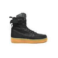 KAAT Nike Air Force 1 Special Forces Black Gum