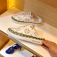 Louis Vuitton Sneakers Sport Shoes Luxury LV Kicks Slipon