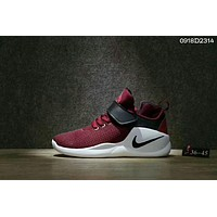 """""""NIKE""""AIR Running Sport Casual Shoes Sneakers Wine red I-CSXY"""