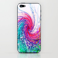 True Colours iPhone & iPod Skin [phone cases also available] by Ally Coxon | Society6