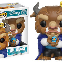 Funko Pop Disney Beauty and The Beast Mug Cartoon