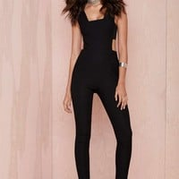 Nasty Gal With the Band Cutout Jumpsuit