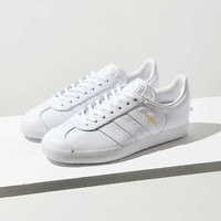adidas Leather Gazelle Sneaker - Urban Outfitters