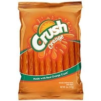 MFG DISCONTINUED Orange Crush Licorice