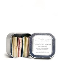 Wander + Wash Travel Pocket Soap Tin