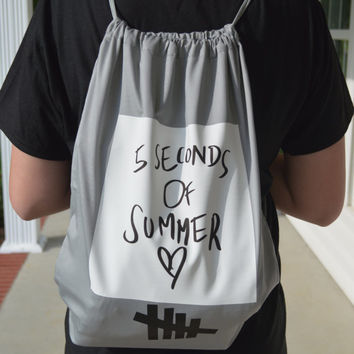 5 Seconds Of Summer Backpack
