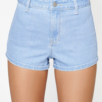 Kendall & Kylie Spring Blue Denim Shorts at PacSun.com